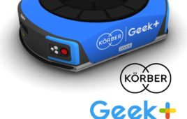 Geek plus and Korber sign agreement