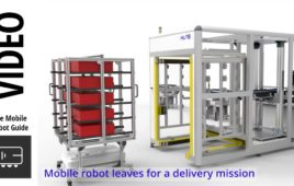 Image of Automated Material Loading for Mobile Robots