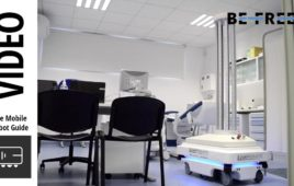 Lean Products UV Disinfection Robot