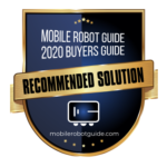 The Mobile Robot Guide Buyers Guide Recommended Solutions Badge