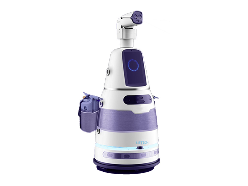 UBTECH AIMbot Disinfection Robot