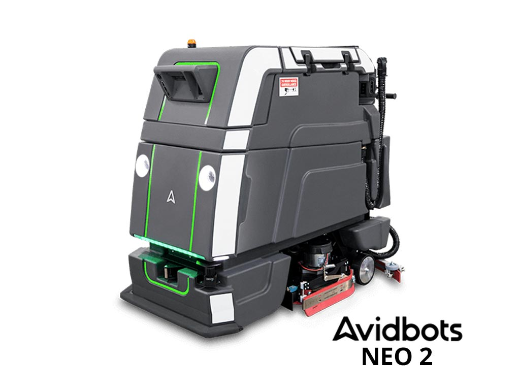 Avidbots NEO 2 Robot front view
