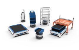 Fetch Robotics product family