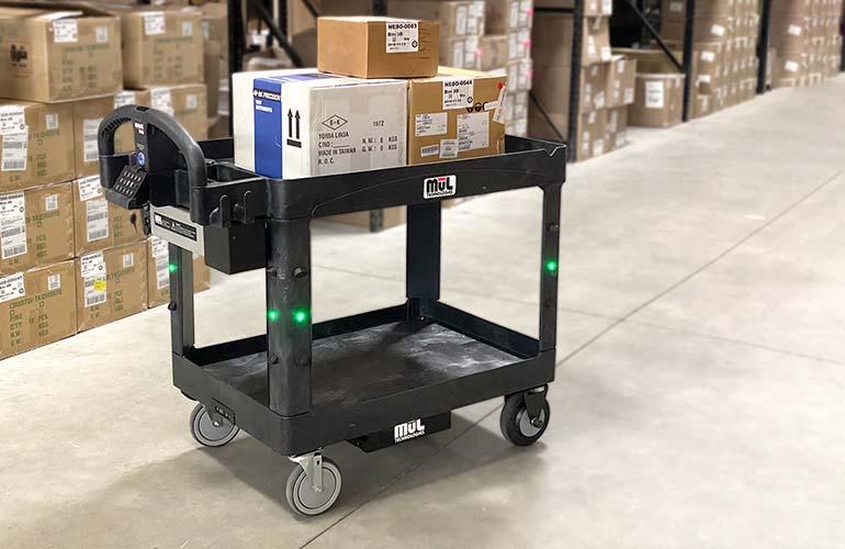 MuL Technologies MARC cart